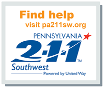 Find Help at PA 2-1-1 Southwest